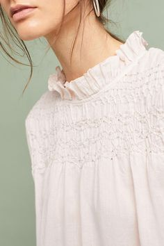 Lida Embroidered Blouse