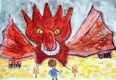 Jul & Joy!: Bilbo Meets Smaug