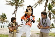 Learn to strum a few notes during Ukulele Lessons with local experts at Aulani, A Disney Resort & Spa in Hawai'i