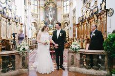 Photography: Carmen and Ingo - carmenandingo.com Coordination: Lovely Weddings - lovelyweddings.at Floral Design: Blumen Kral - blumen-kral.at  Read More: http://www.stylemepretty.com/destination-weddings/2013/07/26/austria-wedding-from-carmen-and-ingo/