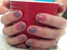 Vintage Deco by Jamberry Nails! So chic!