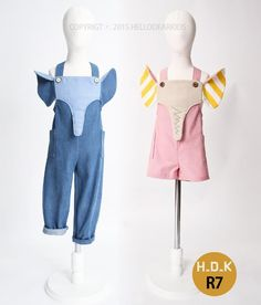 Have you noticed all the fashion magazines featuring overalls? Bring this star-worthy trend to your kiddos' closet to make them the cutest, most fashionable kid on the playground.