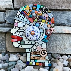 All Original Mixed Media Mosaics & Contemporary Artwork by ShawnDuBois Mini Pig, Learn Art, Contemporary Artwork, Handmade Home Decor, Clay Creations, Online Art, Art For Sale, Art Boards, Indoor Orchids