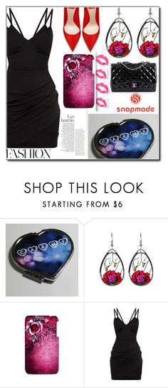 """""""Snapmade"""" by semiragoletic ❤ liked on Polyvore featuring Chanel"""
