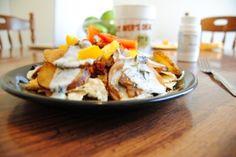Tofu Taco Salad {Recipe}