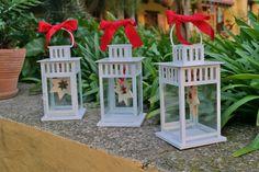 Nuestros farolillos de Navidad!!  #farolillos #homemade #eco #slow #lascalas