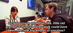 18. He comes up with incredible realizations… | Community Post: 24 Reasons Why Scott Disick Is Actually The Best Thing To Happen To The Kardashians