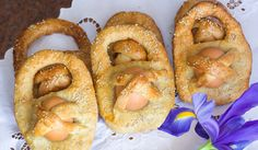 Traditional Sicilian Easter Cookies (Cuddure)   Enjoy this authentic Italian recipe from our kitchen to yours. Buon Appetito!