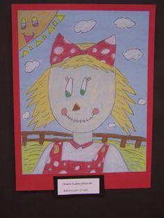 Scarecrow self art