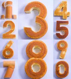 Cake Numbers Tutorial