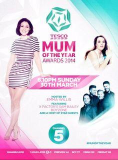 Tesco Mum of the Year Promo