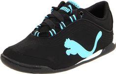 Puma Soleil Cat Lace-Up Sneaker (Little Kid/Big « Shoe Adds for your Closet