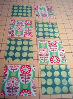 Quilting Basics ~ Matching Seams & Quick Piecing Techniques « Sew,Mama,Sew! Blog