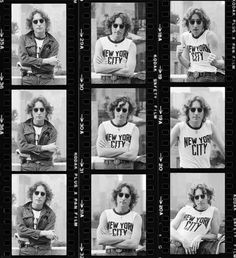 Bob Gruen is one of the most well-known and respected photographers in Rock and Roll. Shop Rock and Roll photos for sale at Morrison Hotel Gallery today! John Lennon, Rock And Roll, Photo To Art, Photo Wall Art, Morrison Hotel, Contact Sheet, Portraits, The Fab Four, Cultura Pop