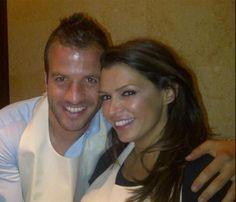 Rafael van der Vaart disfruta de su nueva vida con Sabia Boulahrouz
