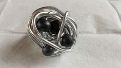 Aluminiumdraad ring
