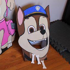 Paw Patrol Bone Toss Game . Birthday Party Games by LittleGoobersParty on Etsy https://www.etsy.com/listing/257435061/paw-patrol-bone-toss-game-birthday-party