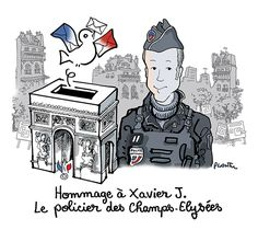 Hommage à Xavier J.