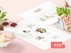 "Check out this @Behance project: ""Beauty: Stationery, Cosmetics, Wedding, mockups""…"