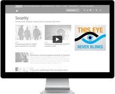 ForeScout Banner Ad