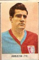 JULIO CESAR ABBADIE 1958-59 GENOA - URUGUAY attaccante Genoa, Football, Baseball Cards, Sports, Uruguay, Soccer, Hs Sports, Futbol, American Football