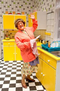 Mrs Browns Boys  Very Funny.