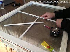 Make Single Window Pane look like like multiple panes
