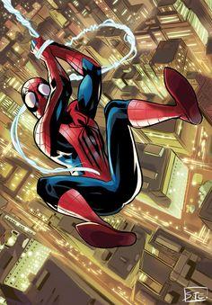 Bit of vintage Spider-Man.