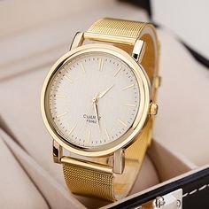 Barato 2014 nova moda feminina vestido dourado de luxo marca assista simples Dial aço analógico Quartz relógio de pulso reloj relogios femininos montre, Compro Qualidade Fashion Watches diretamente de fornecedores da China: New Fashion Luxury Brand Women Dress Watch Rose Gold Geneva Steel Ladies roman Clock montre homme relogios feminino fash