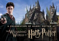 "For the first time, Warner Bros. will join forces with Universal Orlando Resort to create an official ""Harry Potter"" convention called ""A Celebration of Harry Potter"" set in the Wizarding World of Harry Potter."