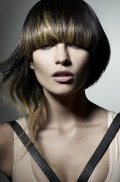 Best Highlights for Brunettes Fall 2013 - Adding highlights to a brunette base color is the hottest new color trend. Find out what are the best and most flattering highlights for brunettes in Fall 2013.