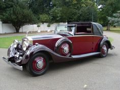 1935 Sedanca Coupé by Windovers (chassis 197TA)