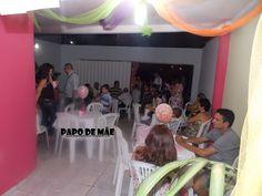 Festa da Dora- Anna Laura 3 anos- área dos convidados