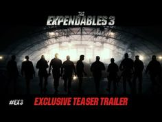 The Expendables are back! Starring Sylvester Stallone, Jason Statham, with Harrison Ford, Arnold Schwarzeneggera and Mel Gibson. In THE EXPENDABLES Barney. Sylvester Stallone, The Expendables 3, Teaser, Mma, Movie Guide, Movies 2014, Mel Gibson, Living Legends, Ronda Rousey