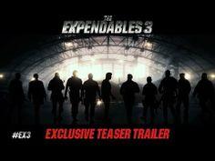 Llega el primer tráiler de 'Los mercenarios 3' ('The Expendables 3', Patrick Hughes, 2013).