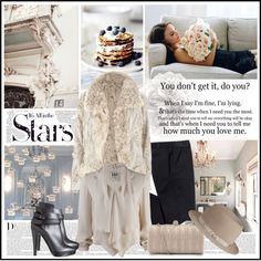 """""""It's All In The Stars"""" by saralemon ❤ liked on Polyvore"""