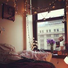 Jolie chambre très poétique