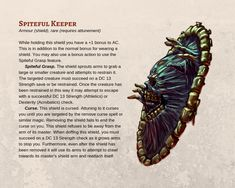 Dungeons And Dragons Classes, Dungeons And Dragons Homebrew, Fantasy Heroes, Fantasy Weapons, Magic Armor, Dnd Stories, Rpg Map, Dnd 5e Homebrew, Dnd Monsters