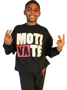 YOUTH MOTIVATE SWEATER