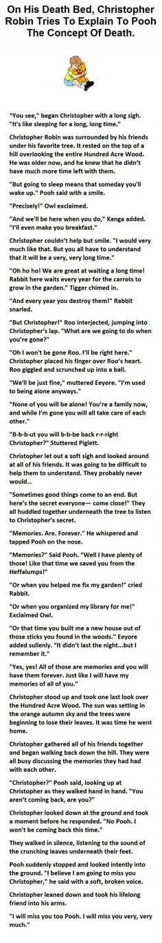 This Guy Just Changed The Way We See Winnie The Pooh.