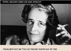 Am 4. Dezember 2015 jährte sich der Tod von Hanna Arendt zum 40. Mal.  Zu ihren populärsten Werken gehört die kontrovers diskutierte Reportage »Eichmann in Jerusalem. Ein Bericht über die Banalität des Bösen.« Der Autor und Publizist Helge Hesse erklärt die Bedeutung dieses Texts