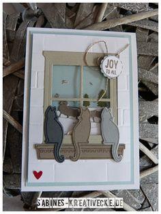 Sabines-Kreativecke: MtS 088- Alles für die Katz :-)