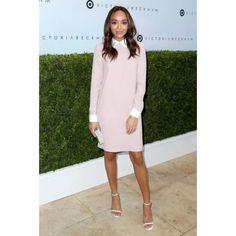 62f3bef3539bd9 Victoria Beckham For Target Blush Bunny Dress Xs L Ashley Madekwe, Blush  Dresses, Nice