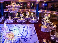 InterContinental Chicago Wedding Hotels Downtown Chicago Wedding Venues