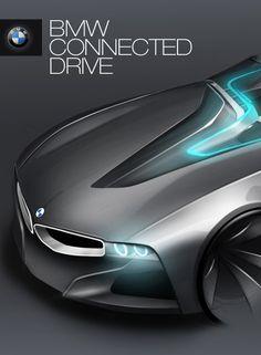 BMW Concept Design connectedDRIVE _ 2011 _ Rough