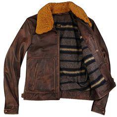 f770dd64d27 Ralph Lauren The Iconic G-1 Bomber Jacket