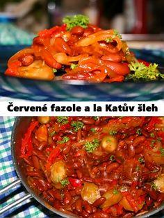 Červené fazole a la Katův šleh Chili, Soup, Google, Bakken, Chile, Soups, Chilis