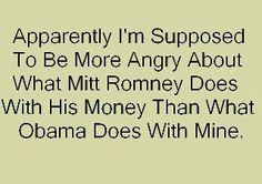yes people, lets worry about what the President will do with our money! who cares how much he has!!!!
