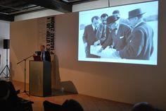 From Lecture in Ljubljan, Slovenia, April 2012