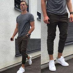 Calça Jogger. Macho Moda - Blog de Moda Masculina: CALÇA JOGGER MASCULINA: Dicas de Onde Comprar no Brasil. Moda Masculina, Moda para Homens, Roupa de Homem, Street Wear.